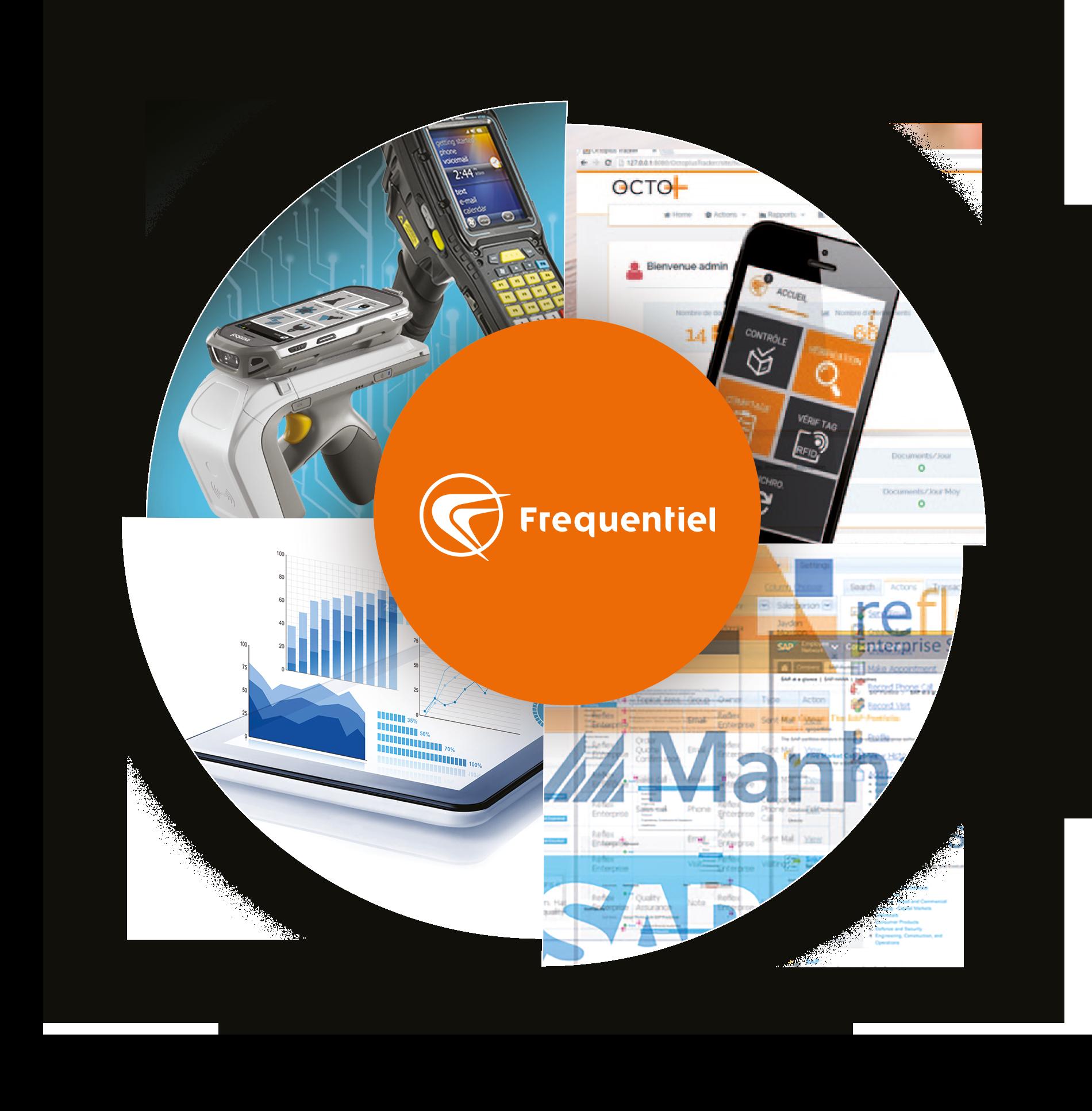 Frequentiel_Services Conseil Matériel & Logiciel